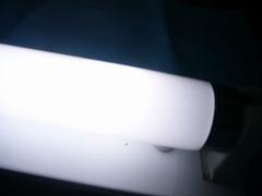 従来の蛍光灯