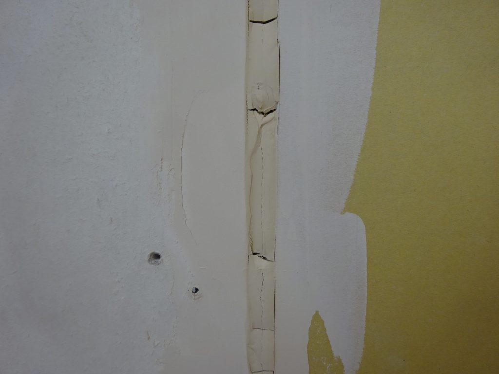 クロス壁下地