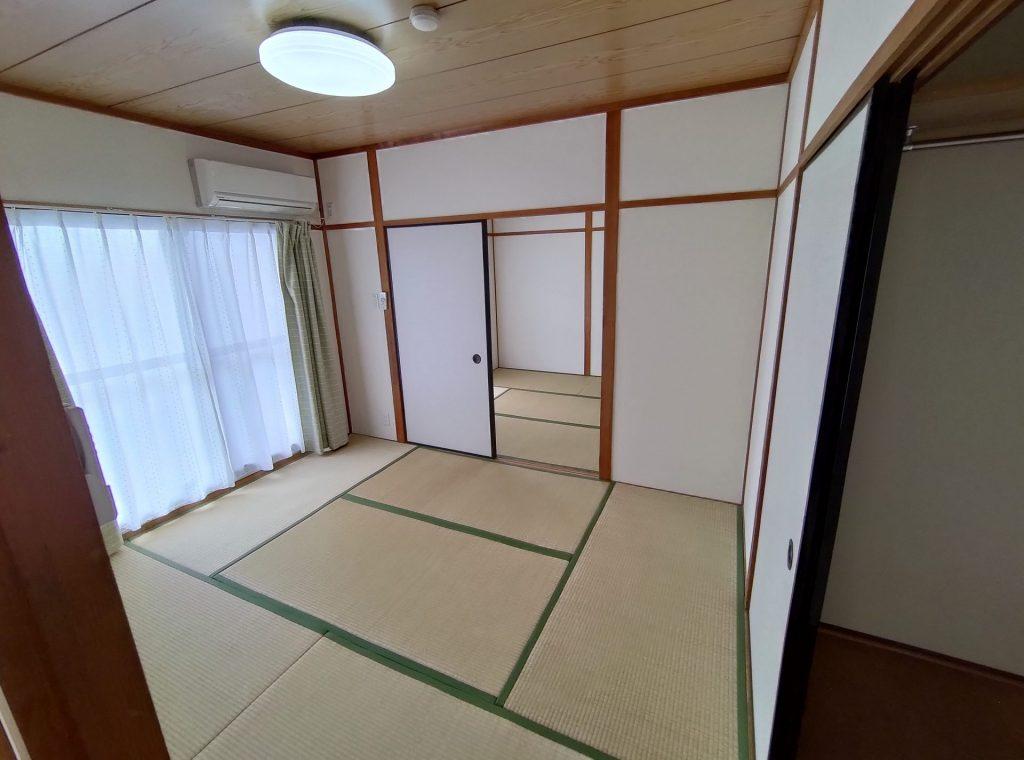 塚本オームハイツ403号和室